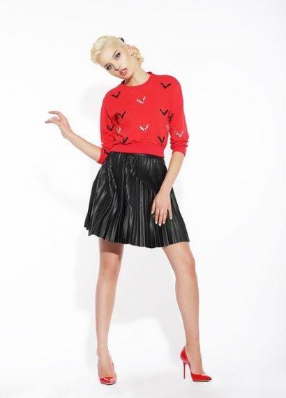 17 façons de porter une jupe plissée