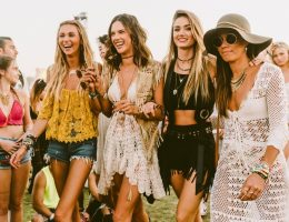 bohemian style look mode 2020