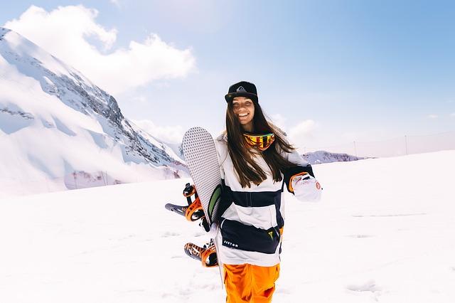 choisir tenue de snowboard femme