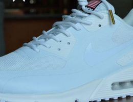 comment lacer Air Max 90