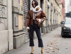 comment porter jean noir